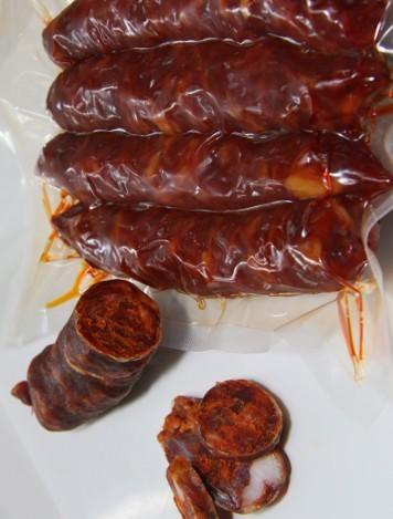 Chorizo Celta Curado